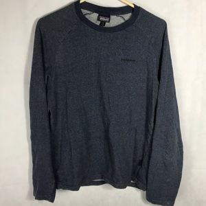 Patagonia Dark Blue Long Sleeve Top